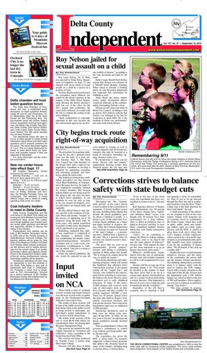 Calaméo - Delta County Independent Issue 37, Sept. 15, 2010