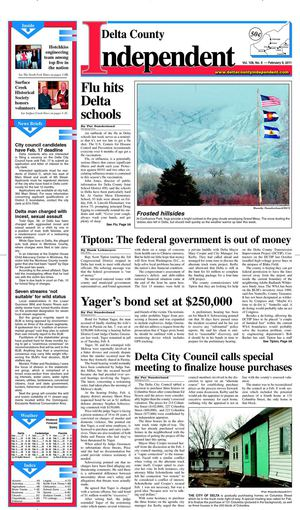 Calaméo Delta County Independent Issue 6 Feb 9 2011