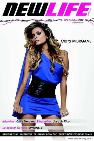 Clara Morgan Date De Naissance : clara, morgan, naissance, Calaméo, Magazine, Newlife, édition