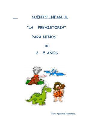 Calamo  La prehistoria para educacin infantil