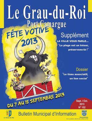 Calamo Le Grau Du Roi Port Camargue Bulletin D