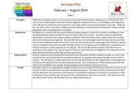 Calamo - Adult Day Care SWOT Analysis and Sample Initial ...