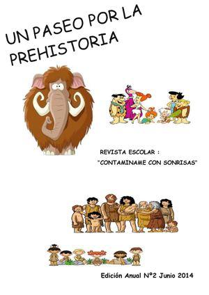 Calamo  Un paseo por la prehistoria