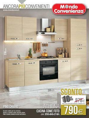 Cucina Mondo Convenienza O Ikea