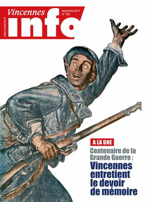 Calamo  Vincennes info n 705 novembre 2014