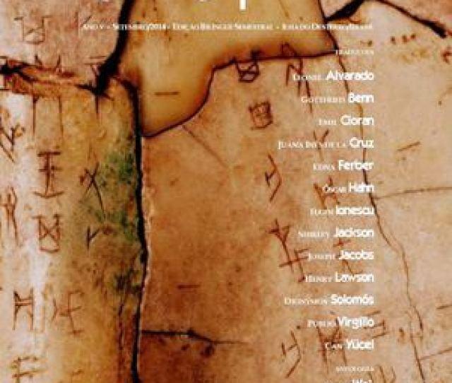 N T Revista Literaria Em Traducao No 9