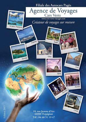 Calamo Brochure Cars Verts Voyages