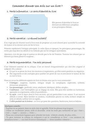 Comment Donner Son Avis Personnel Sur Une Oeuvre : comment, donner, personnel, oeuvre, Calaméo, Comment, Donner, Livre