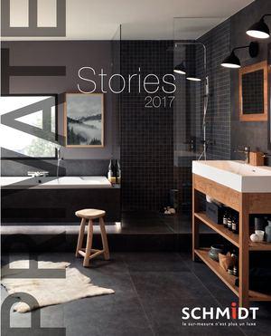 catalogue salle de bains schmidt 2017