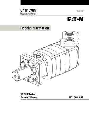 Parker Hydraulics Pump Wiring Diagram Monarch Hydraulics