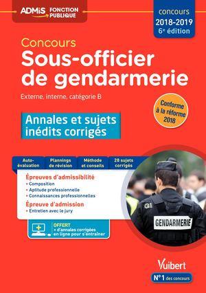 Annales Concours Sous Officier Gendarmerie : annales, concours, officier, gendarmerie, Calaméo, Extrait, Sous-officier, Gendarmerie, Annales, Sujets, Inédits, Corrigés