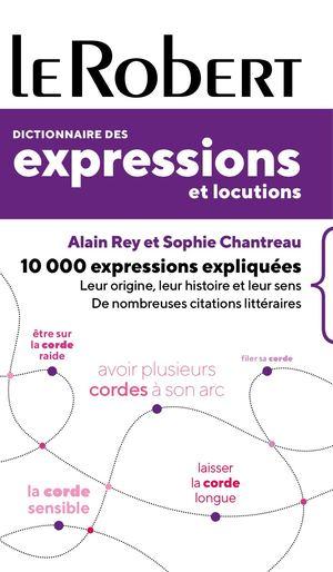être Sur La Corde Raide : être, corde, raide, Calaméo, Robert, Dictionnaire, Expressions, Locutions, Poche