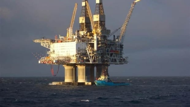 A leak at the Hibernia offshore rig in mid-December has caused a decrease in oil production.