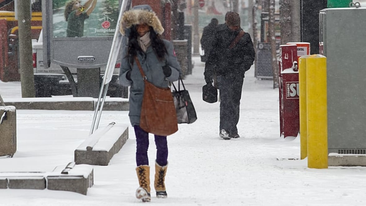 5 Tips For Keeping Warm During A Canadian Winter