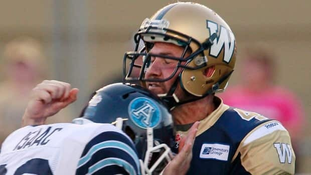 Argos Brandon Isaac suspended for helmet hit on Durant