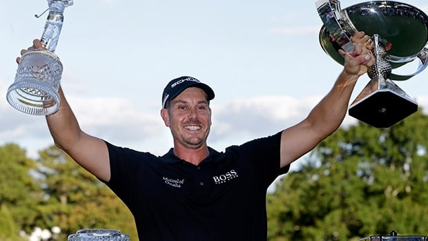 Henrik Stenson Wins Tour Championship Clinches FedEx Cup