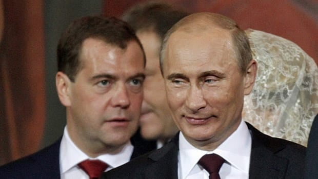 Medvedev and Putin to rule Russia 'a long time' - World ...