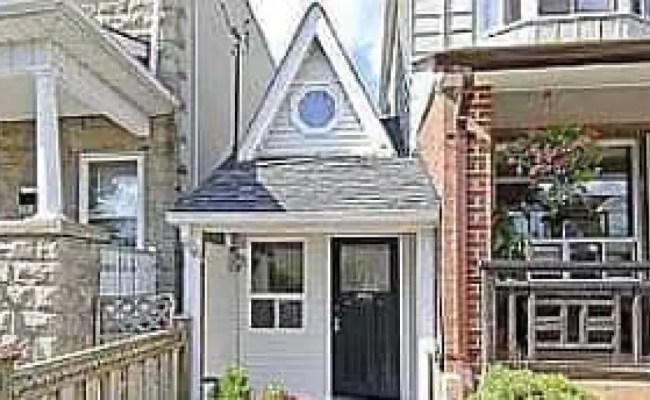 Toronto S Tiny House For Sale Toronto Cbc News