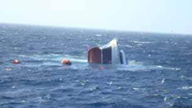 Spanish Trawler Sank Too Quickly Mp Stoffer Says Cbc News