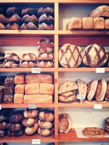 Bread from Fry's Bakery