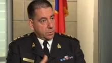 RCMP Assistant Commissioner Gilles Moreau