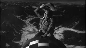 Slim Pickens Dr. Strangelove bomb