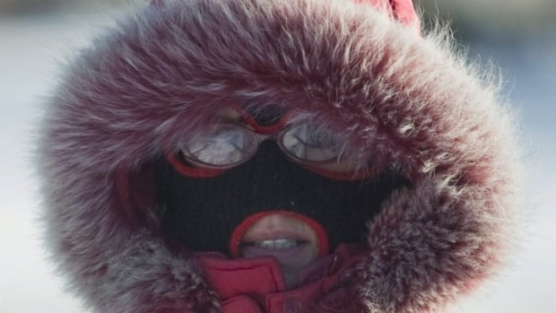 If you want to go outside when the temperatures plunge, it's best to be well bundled up.