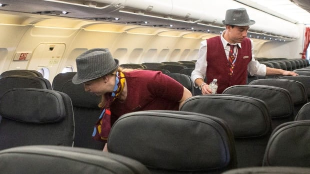 Air Canada Rouge to expand to Vancouver Calgary  CBC News
