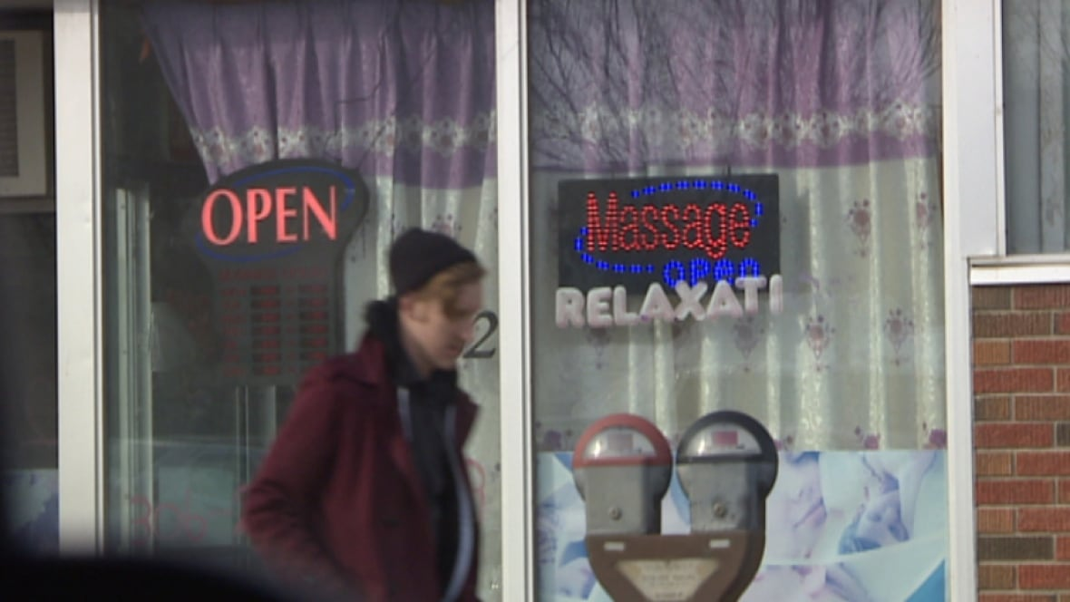 Massage parlour business booming in Regina  Saskatchewan