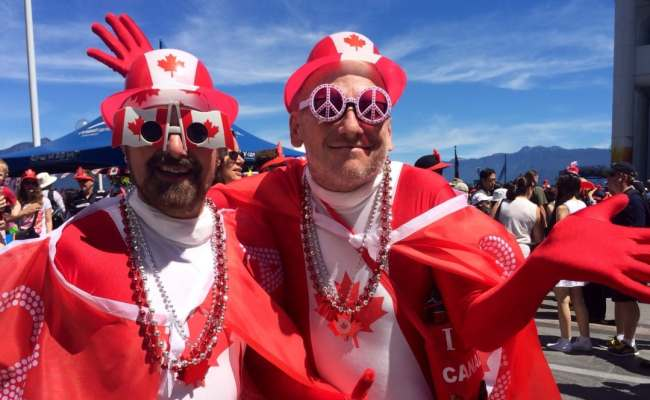Canada Day Celebrations Happening In Metro Vancouver