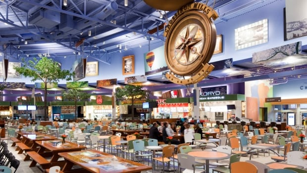 CrossIron Mills to get new food court more retail space