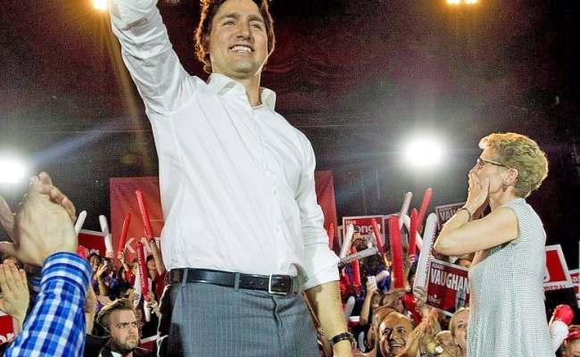 Polls Show Justin Trudeau Stephen Harper In Tight Ontario