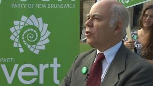Green Party's David Coon launches platform
