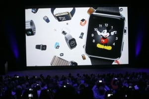 iWatch Mickey Mouse