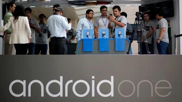 Android One round 2 deve chegar em Dezembro 1