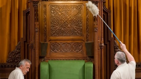 House of Commons Resumes 20140912