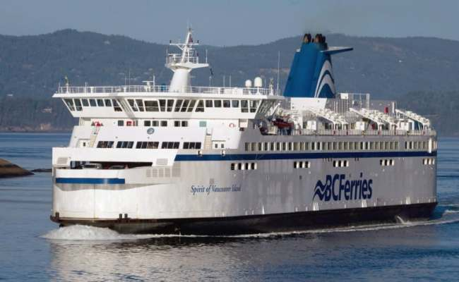 Megan Mansbridge Gets Response From Bc Ferries About
