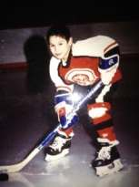 Young Jordin Tootoo