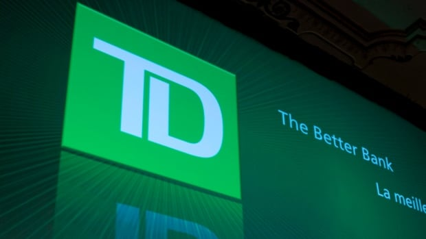 TD Bank has trimmed its outlook for real GDP growth for 2015 to two per cent, down from 2.3 per cent in its latest forecast in December.