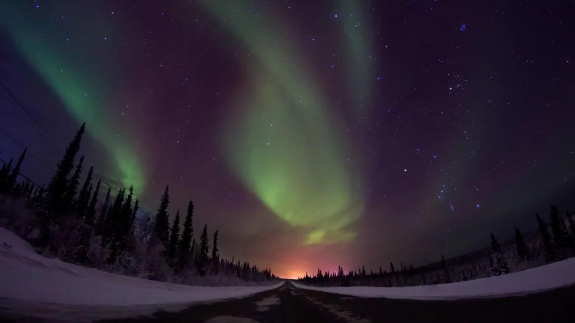 Northern Lights Calgary Forecast