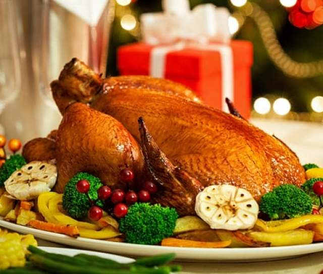The Owners Will Be Preparing   Turkeys For The Christmas Feast Shutterstock