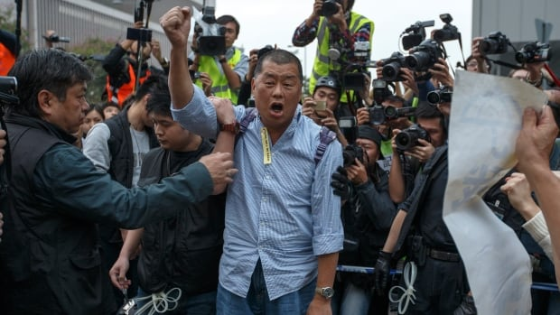 Hong Kong media tycoon Jimmy Lai arrested below controversial nationwide safety legislation