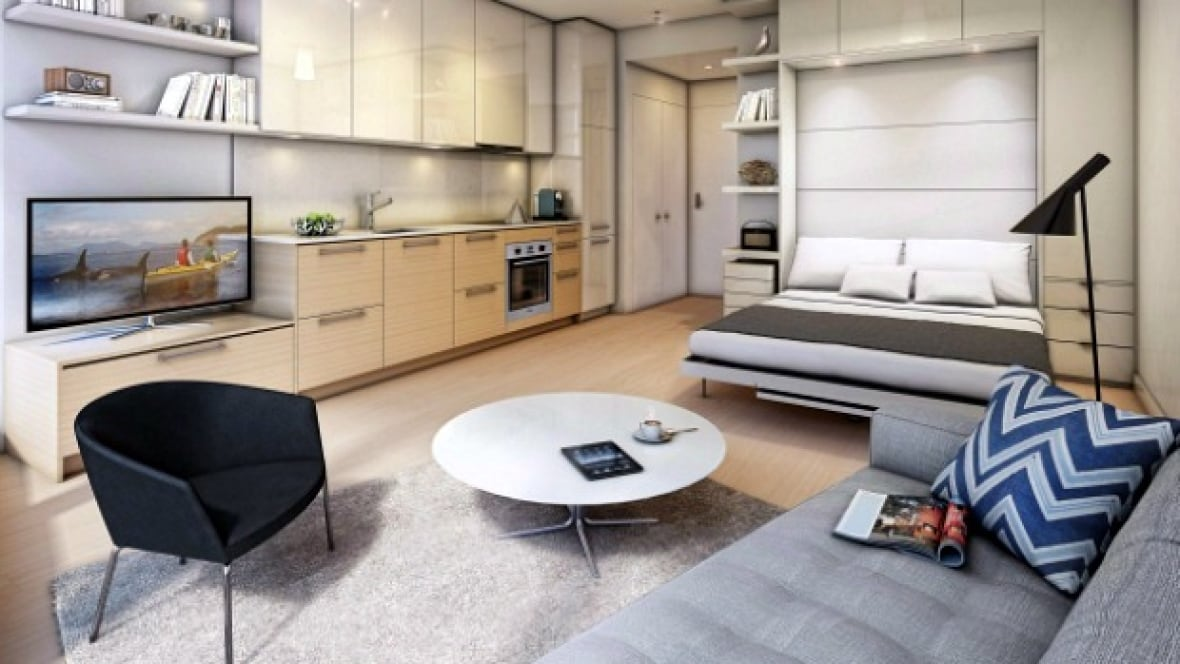 MicroCondo makes room for Millennials who want