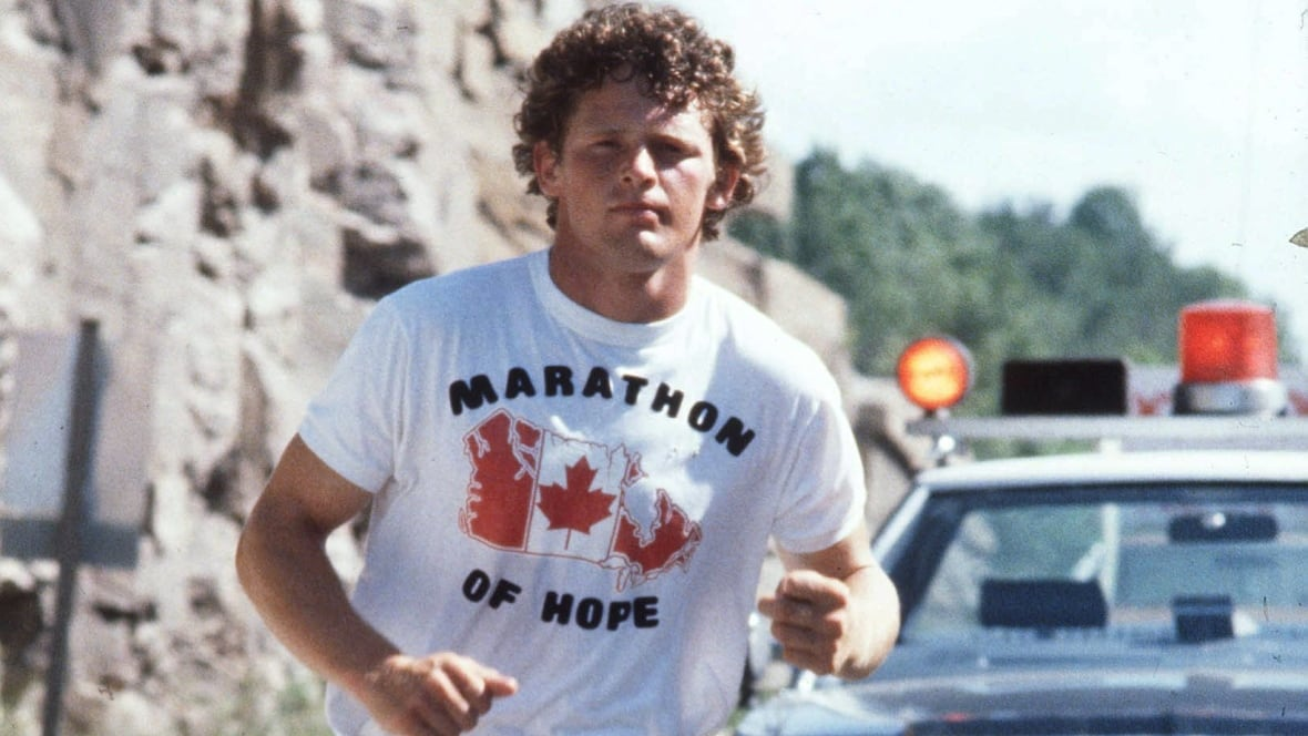 Terry Fox's Brother Sets Big Goal For Run's 35th