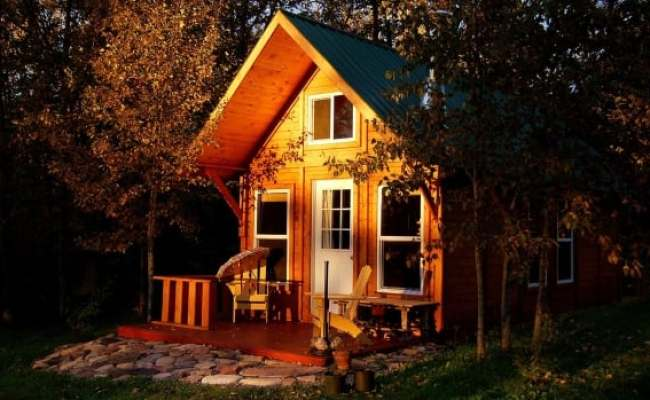 Knotty Pine Cabins To Start Selling Tiny Homes On Wheels