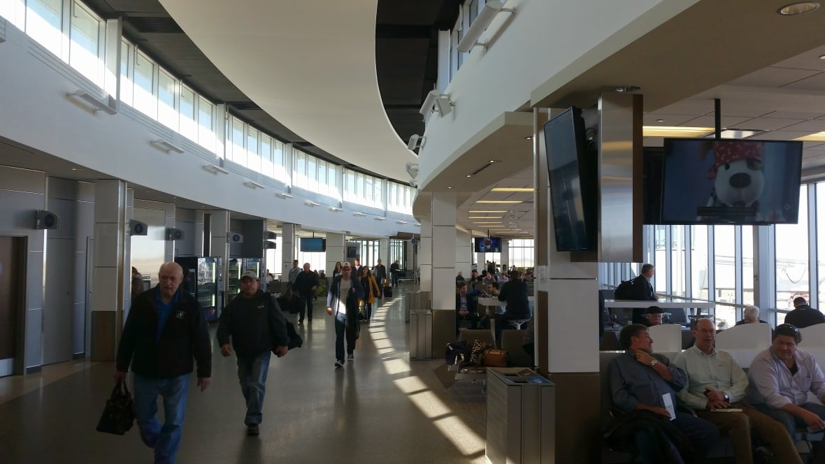 Saskatoon airport expansion nearly complete  Saskatoon