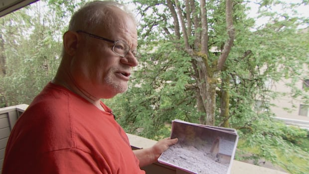 Port Coquitlam condo owner Ron Philbrook's 'bad luck streak' continued when the Royal Bank threatened fast foreclosure.