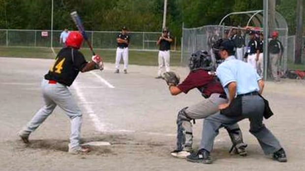 Baseball's teen umpires grow up quickly or strike out   CBC Sports