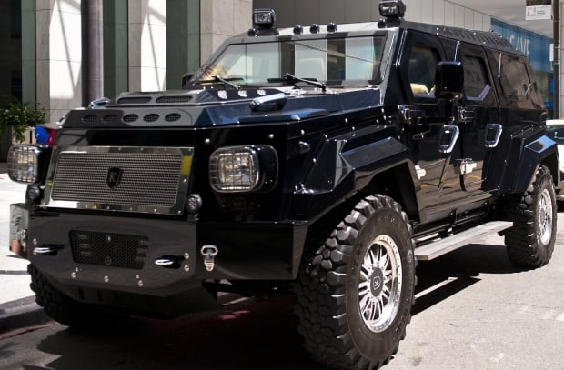 Made in Canada Trucks 20150726