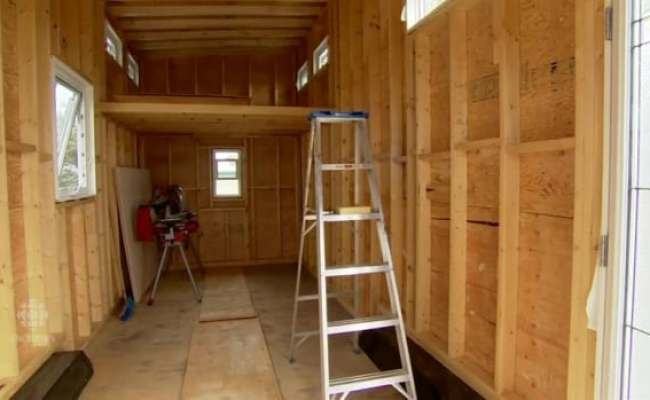 Tiny Houses May Be The Next Big Thing In Edmonton